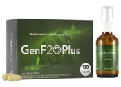 GenF20Plus human growth hormone package